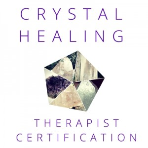 Crystal Healing Therapist Certification